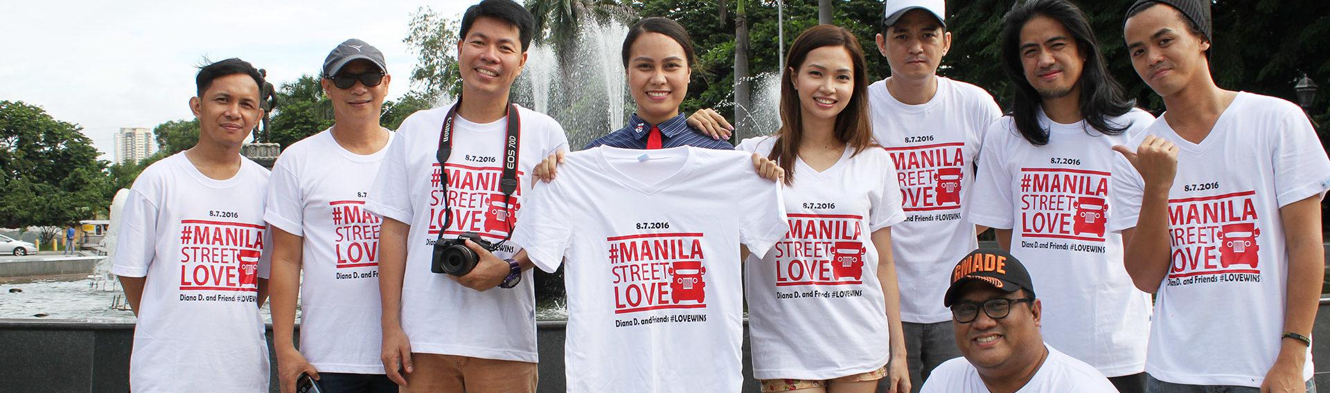 Manila Street Love